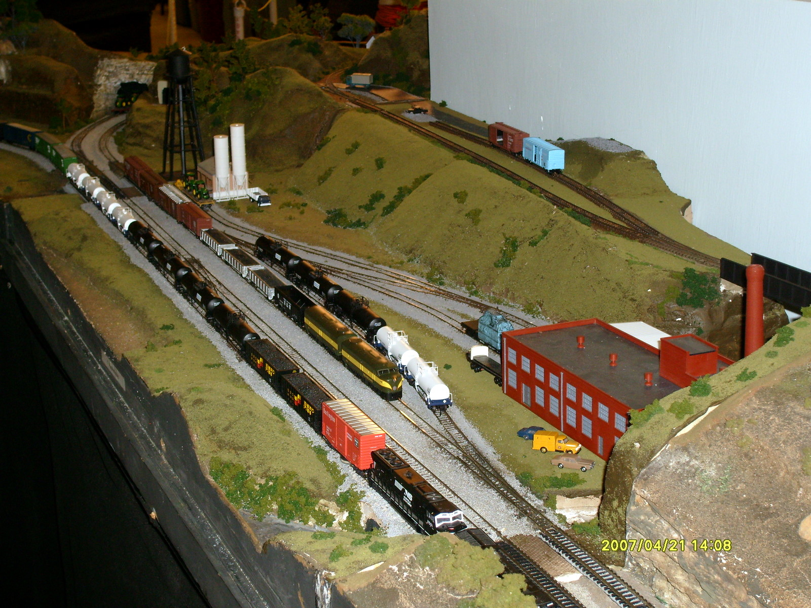 Spring Rails 2011 | Piedmont N Southern